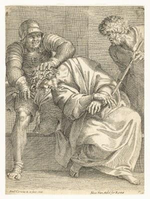 Carracci Annibale, Cierniem koronowanie, 1606