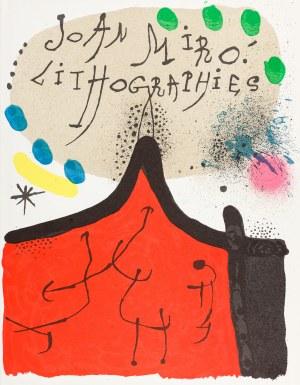 Miró Joan, Kompozycja, 1972