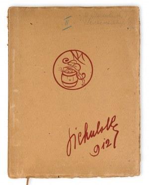 Sichulski Kazimierz, Österreichischer Reichstat in Karikaturen, 1912