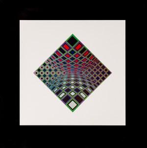 Victor Vasarely, OND - KETT, 1969 - 1971