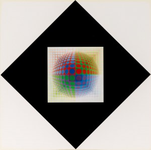 Victor Vasarely, VEGA - PÂL, 1969 - 1971