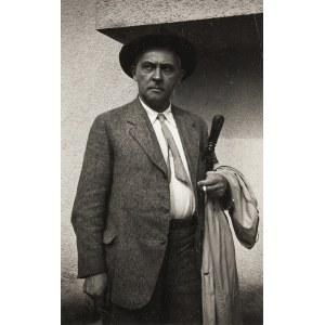Zdzisław Dolatkowski, Fotografia portretowa Stanisława Ignacego Witkiewicza, 1938 rok