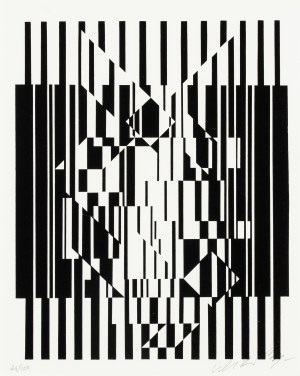 Victor Vasarely (1906 - 1997),
