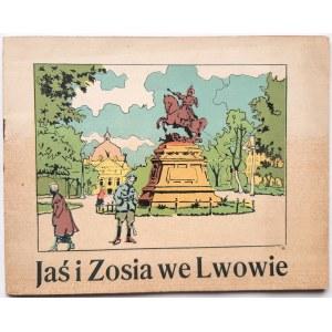 Migowa Jadwiga, Jaś i Zosia we Lwowie
