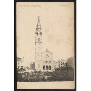 Warszawa, Kościół św.Augustyna