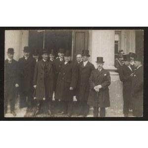 Wincenty Witos i Gabinet Rady Ministrów.