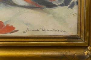 Janina Nowotnowa (1883-1963), Kwiaty polne