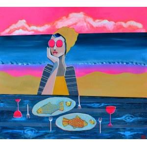 Anna Oleszkiewicz (ur. 1992), Na rybkę, 2020