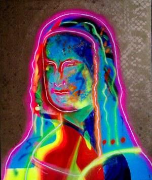 Magdalena Karwowska (ur. 1991), Mona Lisa, 2020