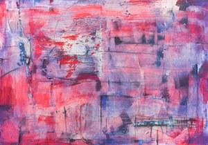 Piotr Woroniec jr (ur. 1981), Red map, 2020