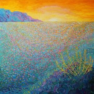 Monika Siwiec (ur. 1995), Shiny waters, 2020