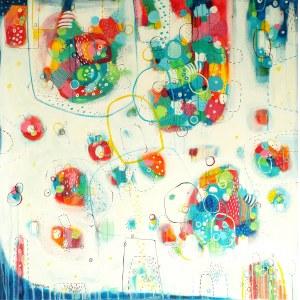 Marlena Rakoczy (ur. 1976), Time machine, 2020