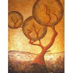 Robert Piasecki (ur. 1959), Once Upon an Autumn Dawn, 2020