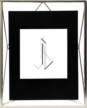 Henryk Stażewski, Geometria (69/150), 1984