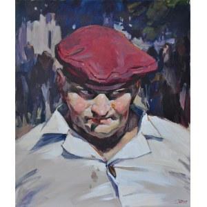 Janusz Szpyt (ur. 1960), Czerwona beretka, 2014