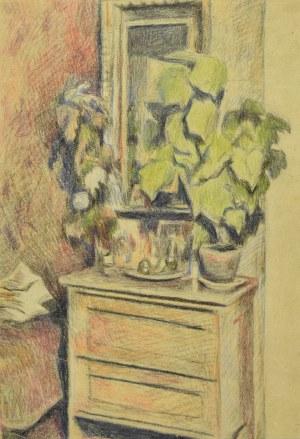 Stanisław Kamocki (1875-1944), Szkice kwiatów grążeli