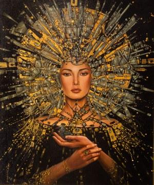 Anastazja Markovych (ur. 1979), Infinity of Life, 2020