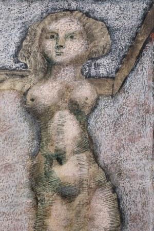 Jan Lebenstein, Bez tytułu, 1966