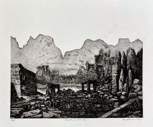Oskar Gorzkiewicz, Ruiny