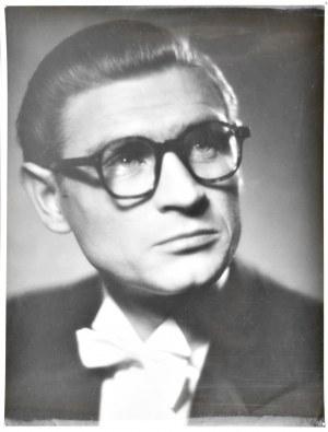 Edward Hartwig (1909-2003) (Fotografia), Stanisław Mikulski - aktor