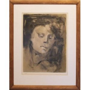 Leonor Fini, Portret dziewczynki, ed. 169/225