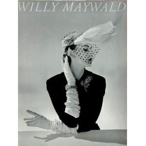 Willy Maywald Chapeau Fath / Paris 1951, lata 80 XX wieku