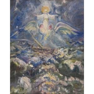 Wilhelm KOTARBIŃSKI (1849-1921), Królowa Morza - szkic