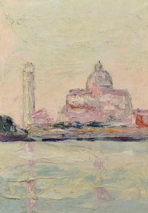 Włodzimierz TERLIKOWSKI (1873-1951), Motyw z Wenecji, 1926