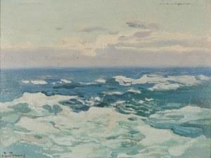 Iwan TRUSZ (1869-1940), Morze