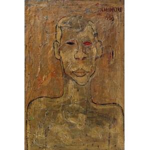 Jan NALIWAJKO (ur. 1938), Twarz, 1963
