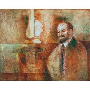 Zdzisław STANEK (1925-1996), Włodzimierz Lenin