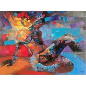 Eugeniusz Ochonko (ur. 1964), Misterioses bailes del cuerpo I, 2009