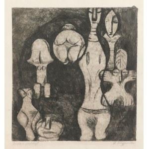 Hanna SZCZYPIŃSKA (ur. 1929), Idole