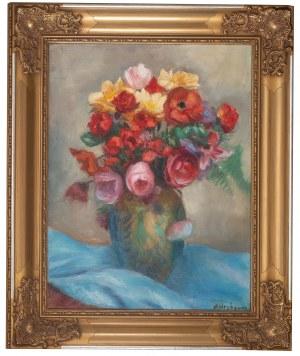 Abraham Weinbaum (1890 Kamieniec Podolski - 1943 Sobibór), Kwiaty
