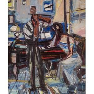 Zygmunt Menkes (1896 Lwów - 1986 Riverdale), Prywatny koncert