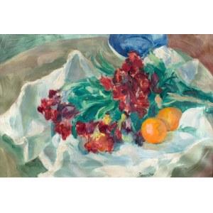 Wacław Zawadowski (1891 Skobiełka/Wołyń - 1982 Aix-en-Provence), Pomarańcze, 1936 r.