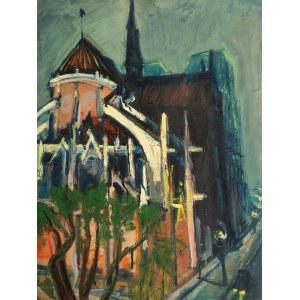Mieczysław Lurczyński (1907 Petersburg – 1992 Paryż), Notre Dame w Paryżu