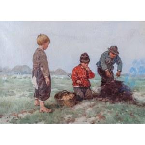Adam Setkowicz (1875 Kraków - 1945 tamże), Dzieci