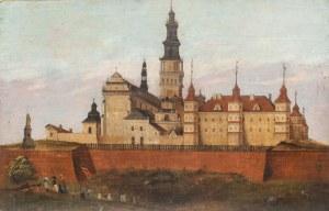 Walery Eljasz-Radzikowski (1841 Kraków – 1905 tamże), Klasztor w Częstochowie