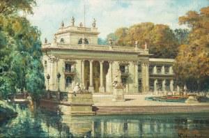 Władysław Chmieliński (1911 Warszawa – 1979 tamże), Pałac Łazienkowski w Warszawie, ok. 1935