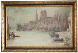 Marian Mokwa (1889 Malary - 1987 Sopot), Gdańsk