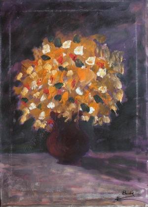 Eugeniusz Eibisch (1896-1987), Polne kwiaty