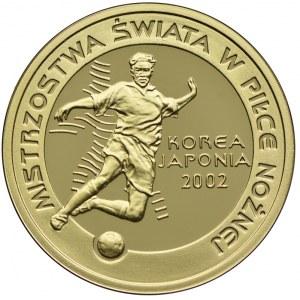 100 złotych 2002, Mistrzostwa Świata w Piłce Nożnej