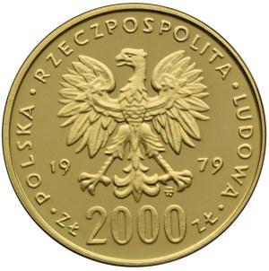2000 złotych 1979, Mikołaj Kopernik
