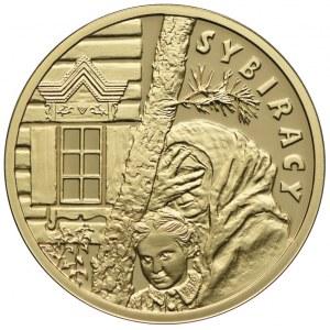100 złotych 2008, Sybiracy