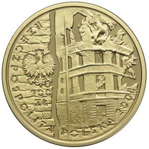 200 złotych 2008, 65. Rocznica powstania w Getcie Warszawskim