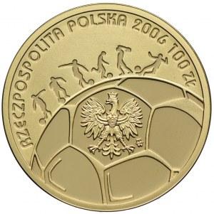 100 złotych 2006, Mistrzostwa Świata w Piłce Nożnej Niemcy 2006