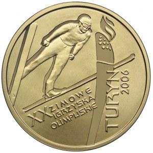 200 złotych 2006, XX Zimowe Igrzyska Olimpijskie Turyn 2006