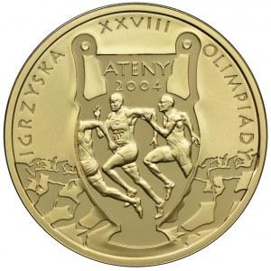 200 złotych 2004, Olimpiada Ateny 2004