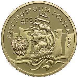 200 złotych 2007, Konrad Korzeniowski